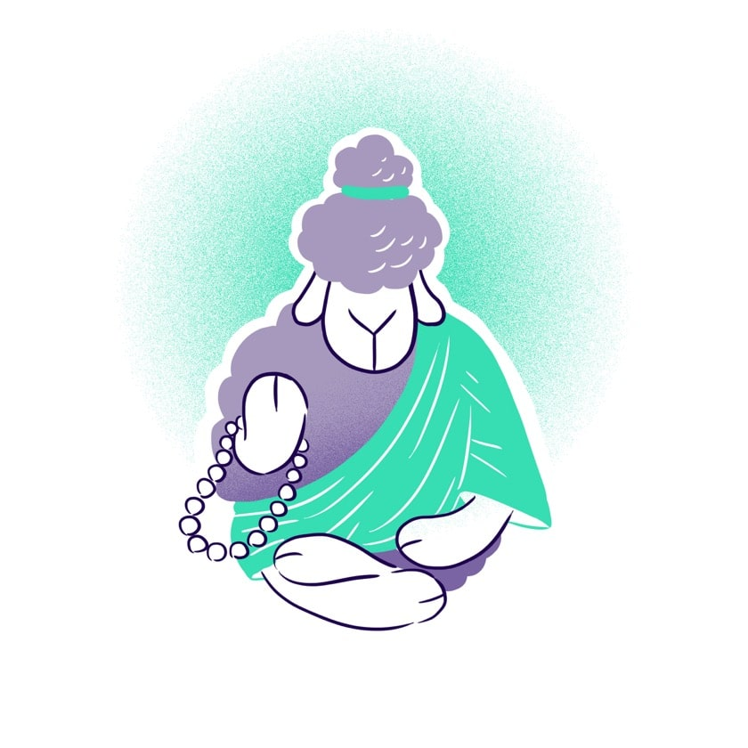 Un Bouddha détendu !   Sleep Hackademy