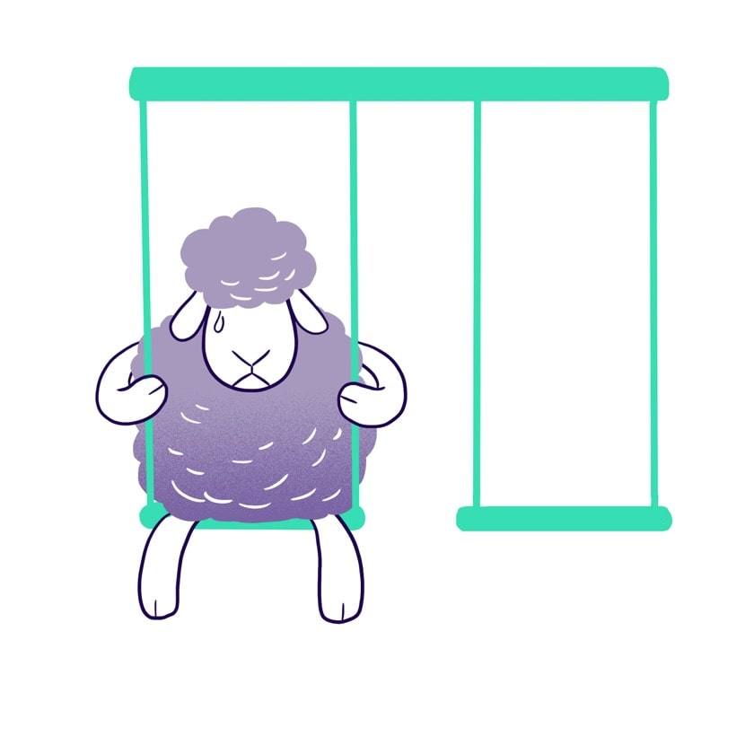Mouton recherche berger pour la nuit|Sleep Hackademy